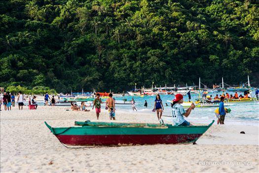 Calaguas Island, Camarines, Norte by Bingles