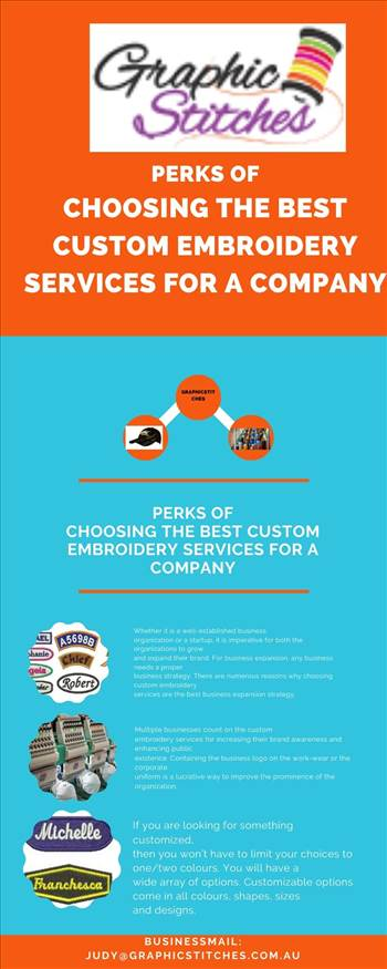 Perks of choosing the best custom embroidery services for a company.jpg by Graphicstitch