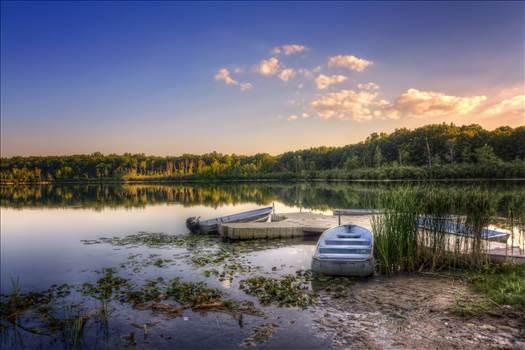 Lake View Row Boat.jpg by jennyellenphotography