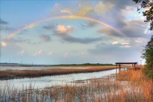 View of Charleston Rainbow.jpg by jennyellenphotography