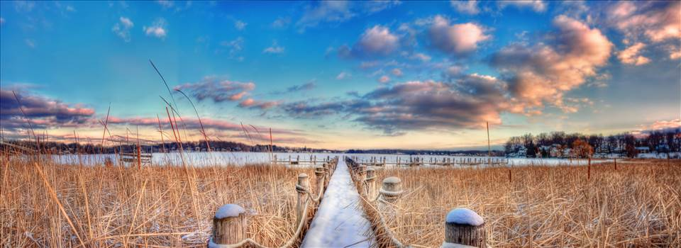 Panoramic Crooked Lake.jpg by jennyellenphotography
