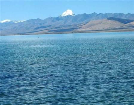 Kailash Mansarovar Lake -
