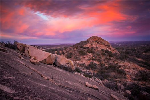 20140112-Enchanted Rock-DSLR-077.jpg by Charles Smith Photography