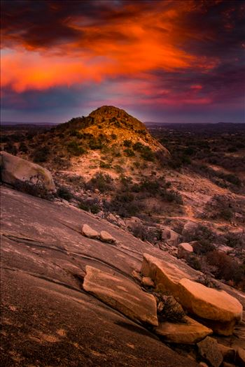 20140112-Enchanted Rock-DSLR-078.jpg by Charles Smith Photography