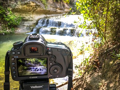20170924_Camera Setup Waterfall_001.jpg by Charles Smith Photography