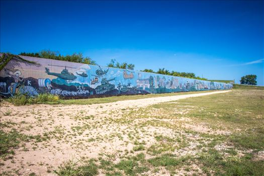 Dam Good Mural by Charles Smith Photography