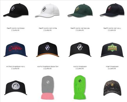 3rd Chapter Hats.JPG by thirdchapterptyltd