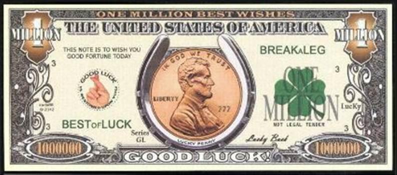 dollar bill.JPG by Penny