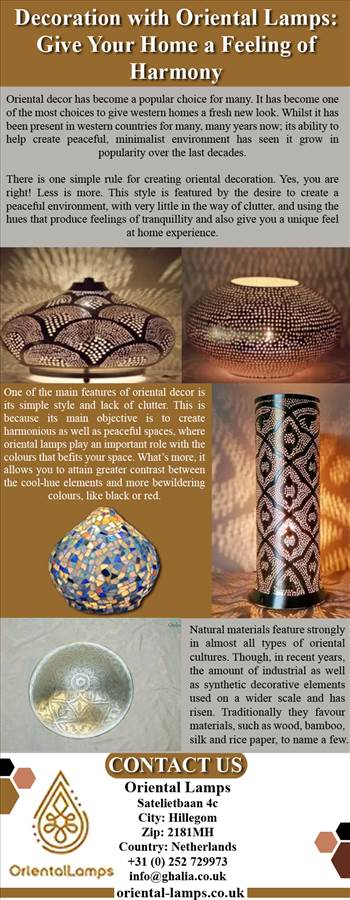 Decoration with Oriental Lamps Give Your Home a Feeling of Harmony.png by orientallamps