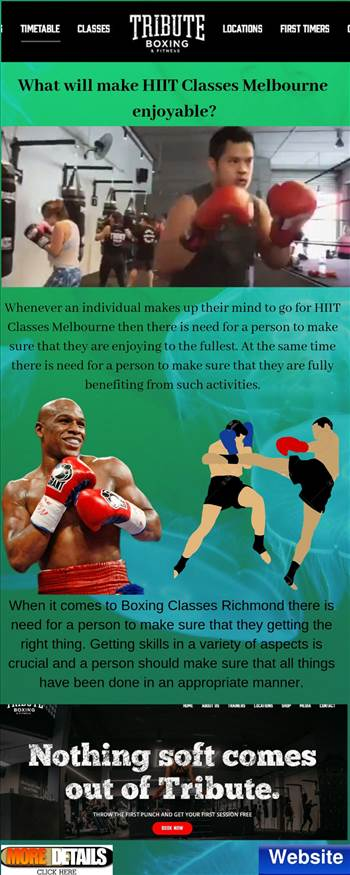 What will make HIIT Classes Melbourne enjoyable.jpg by TributeBoxing
