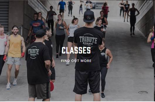 Boxing Training Melbourne.PNG by TributeBoxing