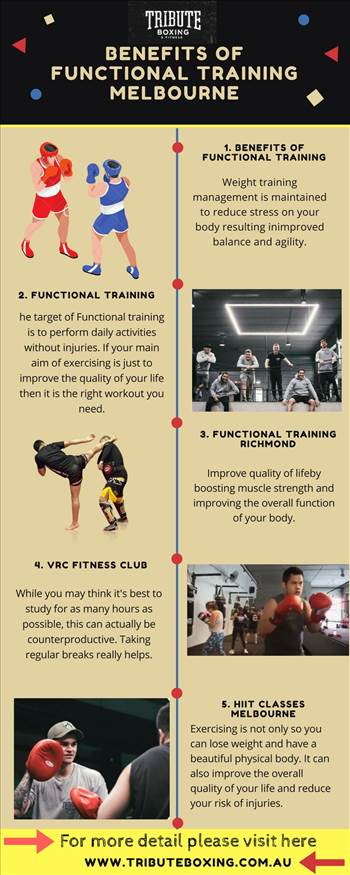 Function Training Melbourne by TributeBoxing