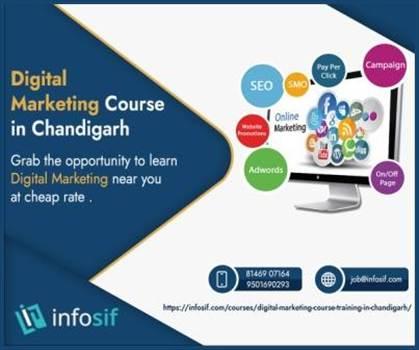 Digital Marketing Course Chandigarh INFOSIS.jpg.jpeg by sravaniInfosif