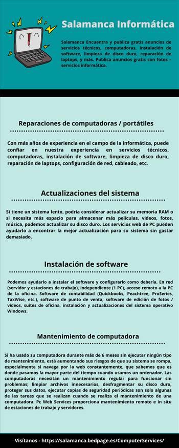 Salamanca - anuncios clasificados de reparación de computadoras, programación, soporte técnico - servicios de informática.png by ashutosh24