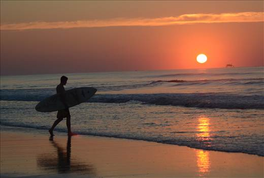sunrise surfer.jpg by WPC-372