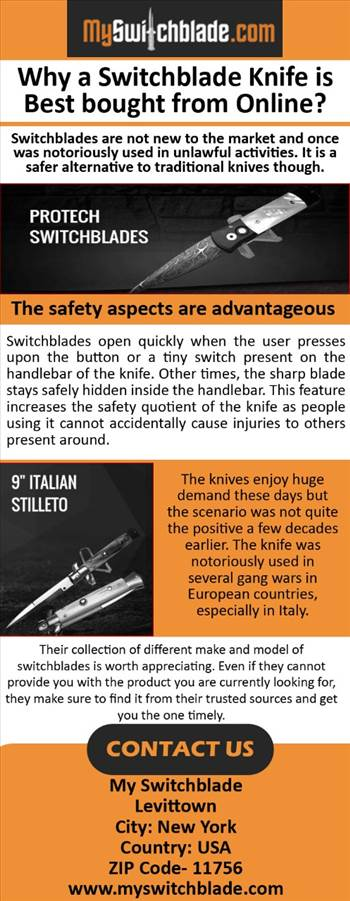 Why a Switchblade Knife is Best bought from Online.jpg by Myswitchblade
