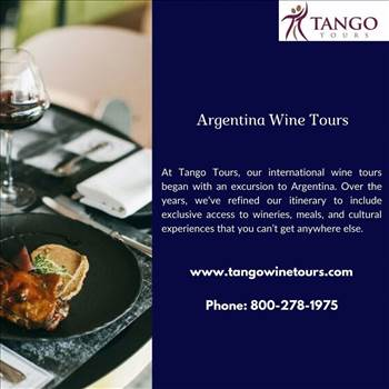 Argentina Wine Tours by Tangowinetours