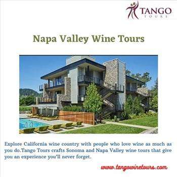 Napa Valley Wine Tours by Tangowinetours
