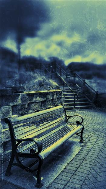 Be The Bench. by Janey