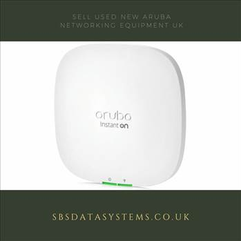 SELL USED NEW ARUBA NETWORKING EQUIPMENT UK.gif by Sbsdatasystems