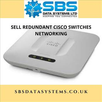 SELL REDUNDANT CISCO SWITCHES NETWORKING.jpg by Sbsdatasystems