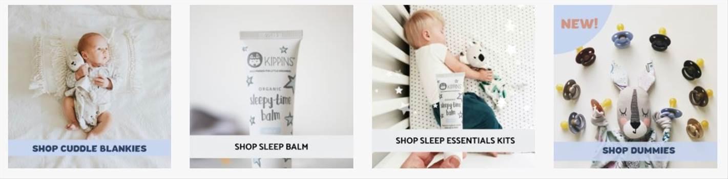 Baby comforter blanket - Kippins.JPG by Kippins