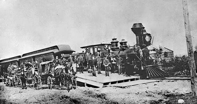 Canadian_Pacific_First_Train.jpg by JohnBunker