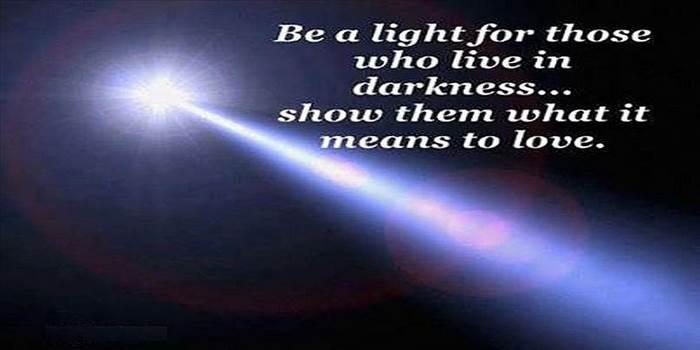 be a light.jpg by Mediumystics