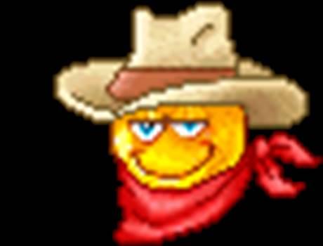 cowboy.gif by Mediumystics