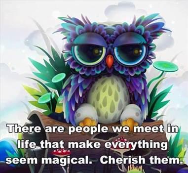 magical owl.jpg by Mediumystics