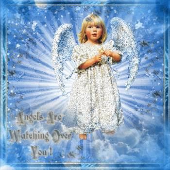 babyangels.gif by Mediumystics