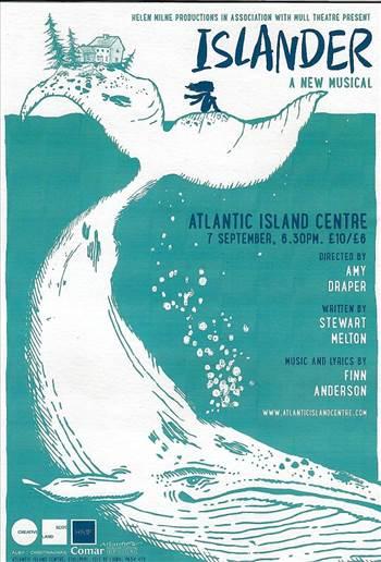 islander poster pic.jpg by Allan