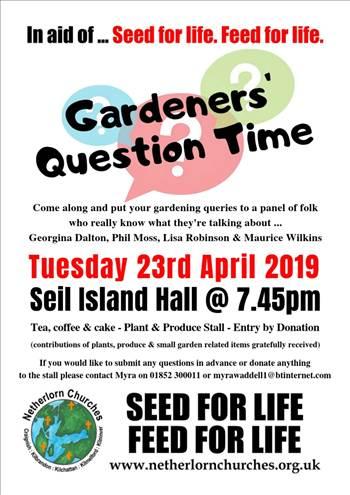 Gardeners' Question Time2.jpg by Allan