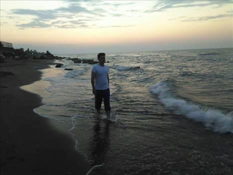 دریای شمال by afshin lakipoor