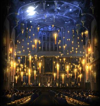 Great Hall.png by Seductive Hogwarts Mule