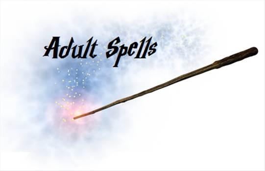 AdultSpells.png by Seductive Hogwarts Mule