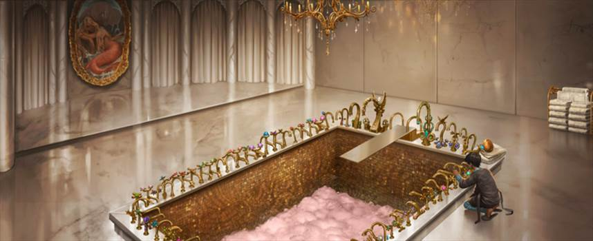 prefect bathroom.png by Seductive Hogwarts Mule