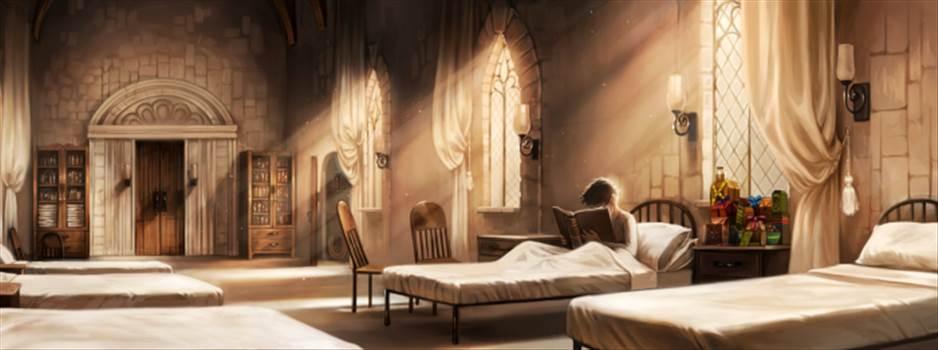 HospitalWingPS17.png by Seductive Hogwarts Mule