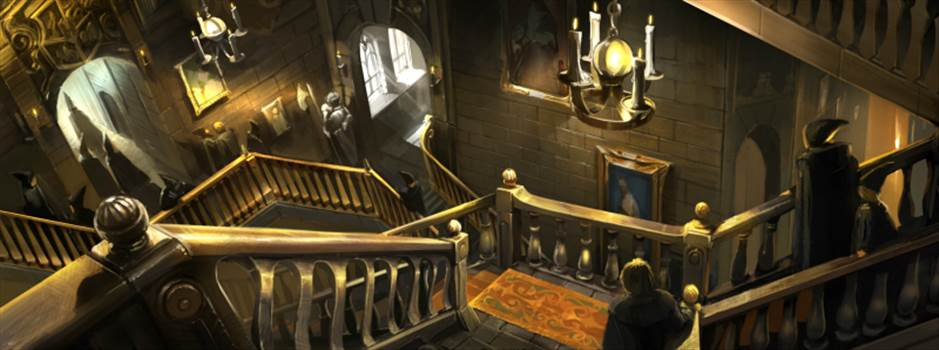 Grand_Staircase.png by Seductive Hogwarts Mule