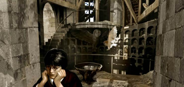 Owlery.png by Seductive Hogwarts Mule
