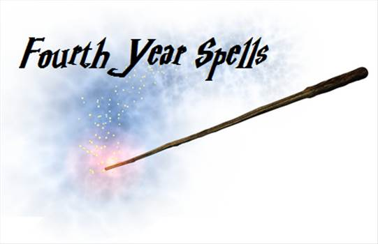 FourthYearSpells.png by Seductive Hogwarts Mule