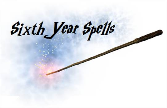 SixthYearSpells.png by Seductive Hogwarts Mule