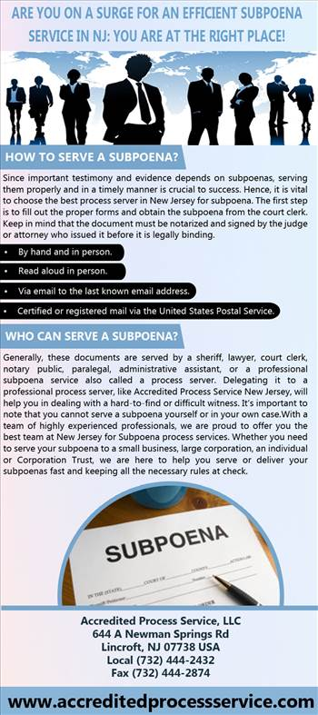 Are you on a Surge for an Efficient Subpoena Service in NJ You are at the Right Place.jpg by Accreditedprocess