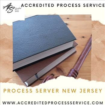 Process server New Jersey by Accreditedprocess