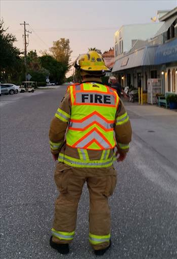 Fire Ninja ULTRABRIGHT Class II Public Safety Vest by FIRE NINJA