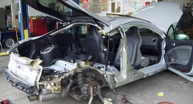 Auto Body Shop San Diego by Miramar Auto Body