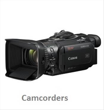Canon Video Camera by National Store LLC
