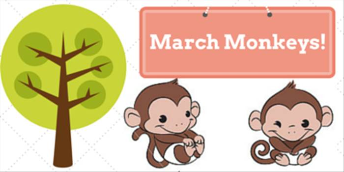March Monkeys by MEWolkens