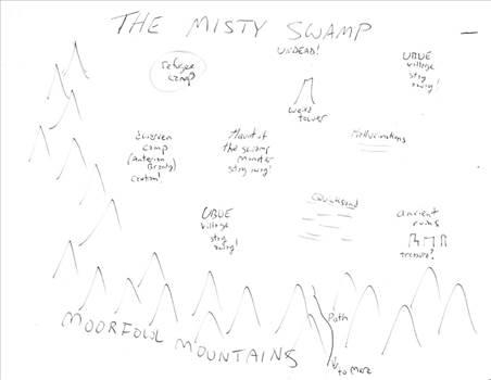 Misty Swamp.jpg by marin2579