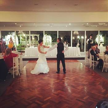 Melbourne Wedding DJ by Mercurydjhire